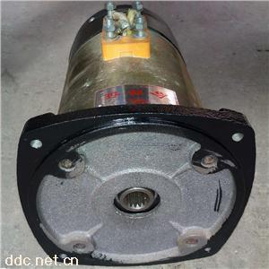 生产三轮电动车专用内花键60v/1100w直流串励有刷电机