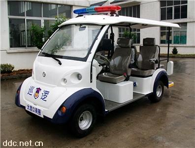 浙江警用电瓶巡逻车