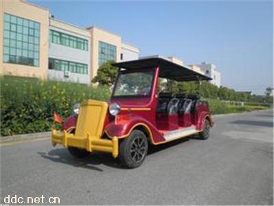 成都二手电动观光车价格 电动高尔夫车楼盘专用