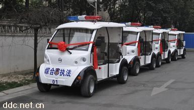 电动巡逻车 四轮电动巡逻车价格