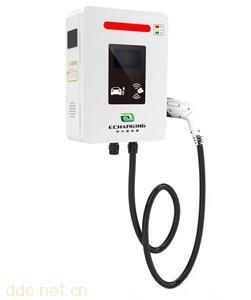 电动汽车充电桩家用充电桩小区充电桩7KW交流充电桩