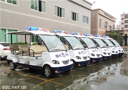 供应重庆治安电动巡逻车/市政执法巡逻电瓶车