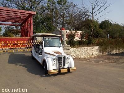 重庆景区观光老爷车