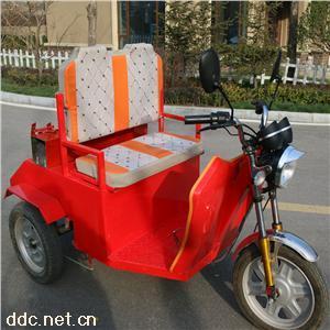 厂家出售保洁电动三轮车