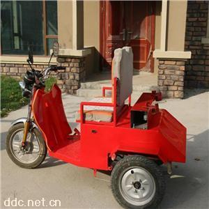 保洁用电动三路车出售