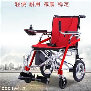 金百合镁合金电动轮椅D11