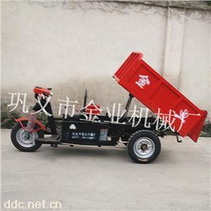 河南金业牌48型电力驱动节能环保电动工程车