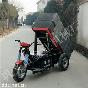 厂家新推出工地专用电动拉砖车