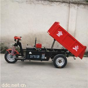 48v150AH三轮电动自卸车国内标准配件质量优良操作安全