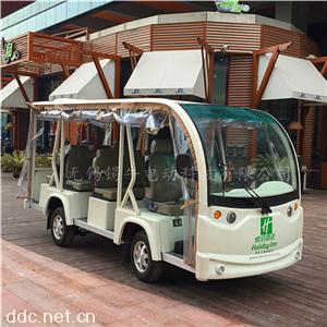 酒店公园11座电动旅游观光车