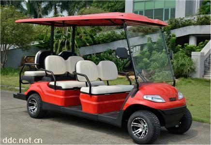 8座电动高尔夫球车