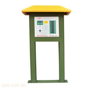 CY-10LJG小区用景观立柱式电动车智能充电站