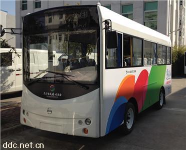 淮安电动校园公交车