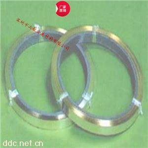 C2680镀镍黄铜带 防腐专用镀锡黄铜带