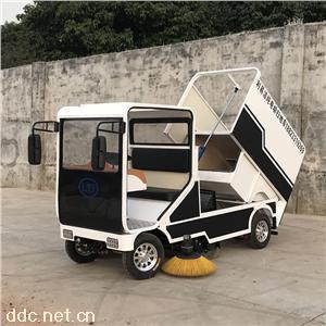 利易洁自卸式多功能扫地车