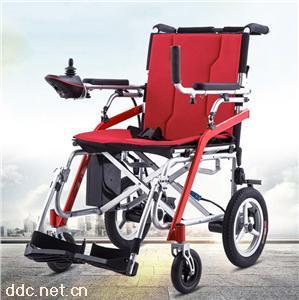 金百合电动轮椅D11超轻便携电动轮椅