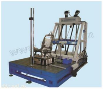 WSD-8808汽车坐椅强度试验台