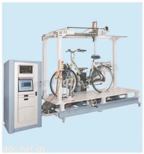 微电脑电动自行车综合路况试验机1