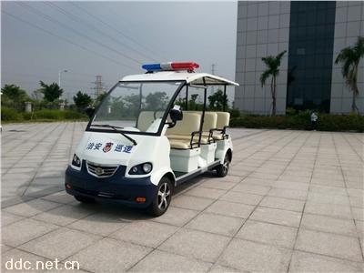 3排座电动巡逻车