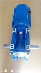 1.5KW涡轮蜗杆减速电机