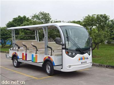 重庆十座电动观光车