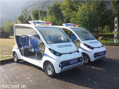 重庆封闭式电运巡逻车厂家,社区电动巡逻车价格多少