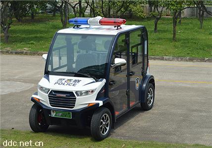重庆长寿电动巡逻车,厂家直销电动巡逻车,4座电动巡逻车价格