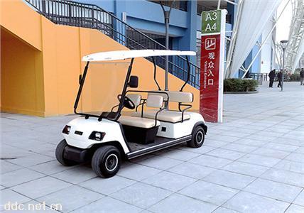 供应4座电动高尔夫观光车,高尔夫场地车,电瓶球车