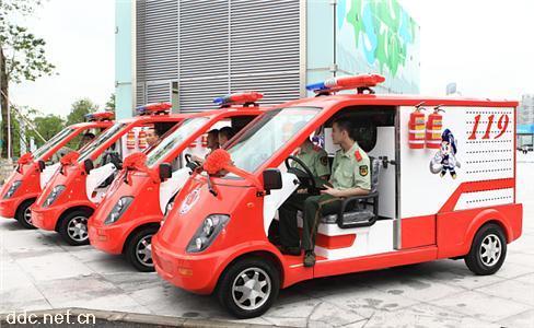 佰特2座电动消防车-电动消防车