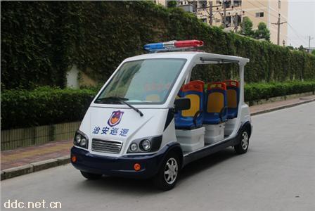 佰特6-8座电动巡逻车-