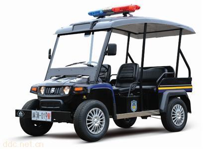 佰特悍马款5座电动巡逻车