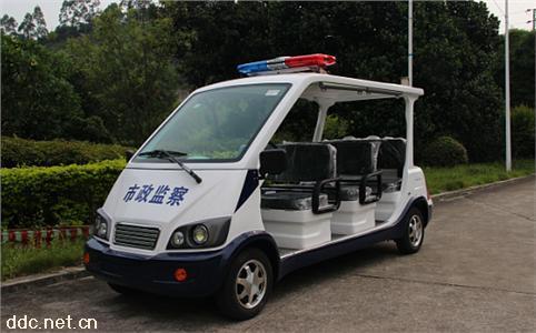 6-8人电动巡逻车