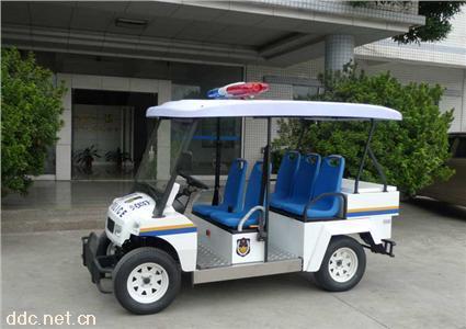佰特5座越野电动巡逻车