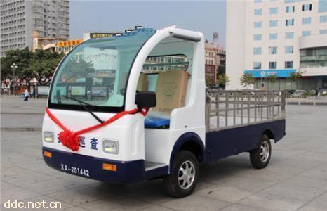 佰特2座电动货车,电动载货车