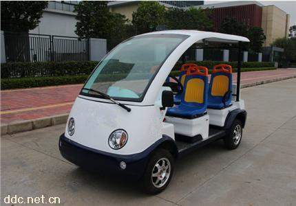 佰特2排电动巡逻车