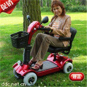 电动轮椅电动代步车