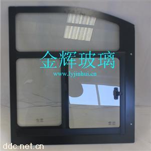 电动三轮车前挡风玻璃