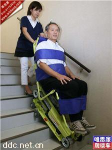 三和sunwa进口SC-5履带式一体式轮椅爬楼车