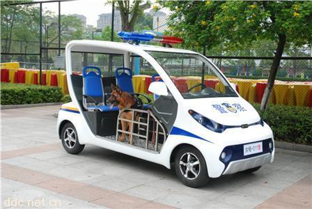 LEM-S3.PAC携犬式电动巡逻车