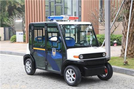 LEM-S4.PBF封闭式巡逻助力车