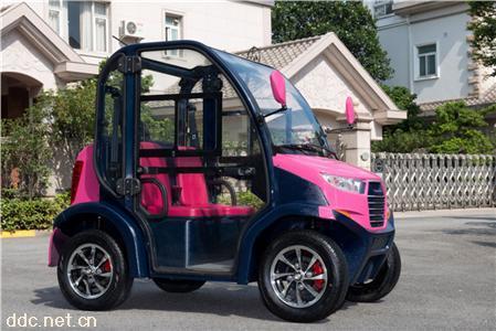 LEM-S2.双人坐代步车