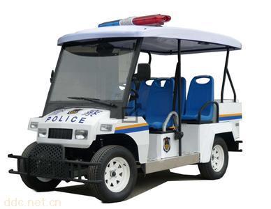 佰特5座电动巡逻车-悍马巡逻车