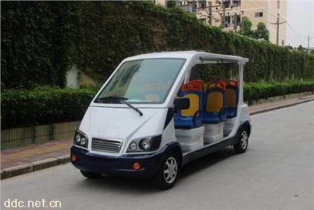 6座电动巡逻车-公交座椅