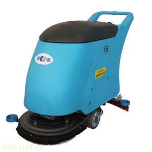 手推电动洗地车洗地机