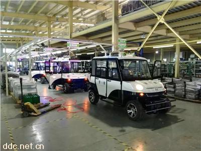 高配新能源电动巡逻车