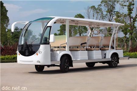 14座电动观光车景区旅游