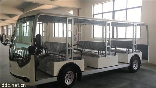 14座电动游览景区观光车