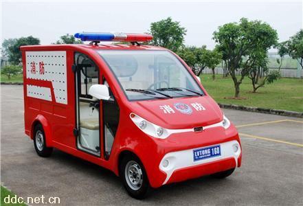 电动消防车(LT-S2.XF)