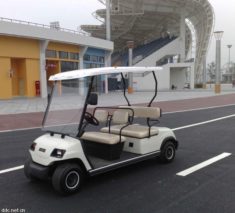 四人座高尔夫观光车(LT-A4)