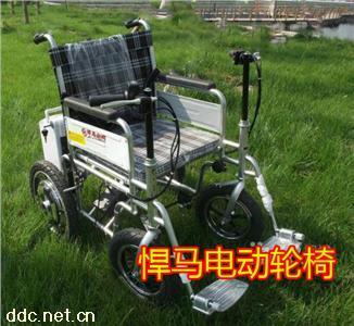 东新创悍马电动轮椅
